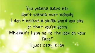 Kygo ft. Maty Noyes - Stay | Lyrics |