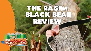 Ragim Black Bear Review by Merlin's Archery Adventures