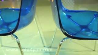 Zebra - nowoczesne krzesło z unikalnym wzorem - www.sofa4you.com