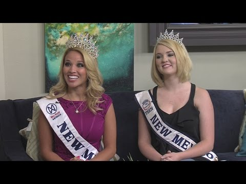 Miss NM World And Miss Teen NM United States