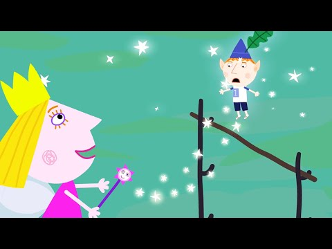 Ben And Holly's Little Kingdom | Exercise & Healthy Living With Ben And Holly | Kids Videos