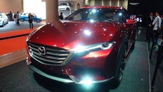 Mazda Koeru 2016 Videos