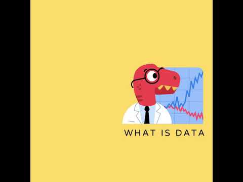 DS for Dummies EP01-What is Data?