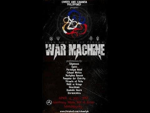 Juan Among the Fence I: The War Machine