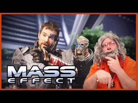 Papy Grenier - MASS EFFECT