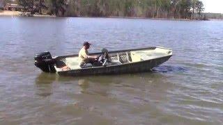 199 Sea Ark 1652 Aluminum Boat Suzuki 40 Four Stroke Doss Marine