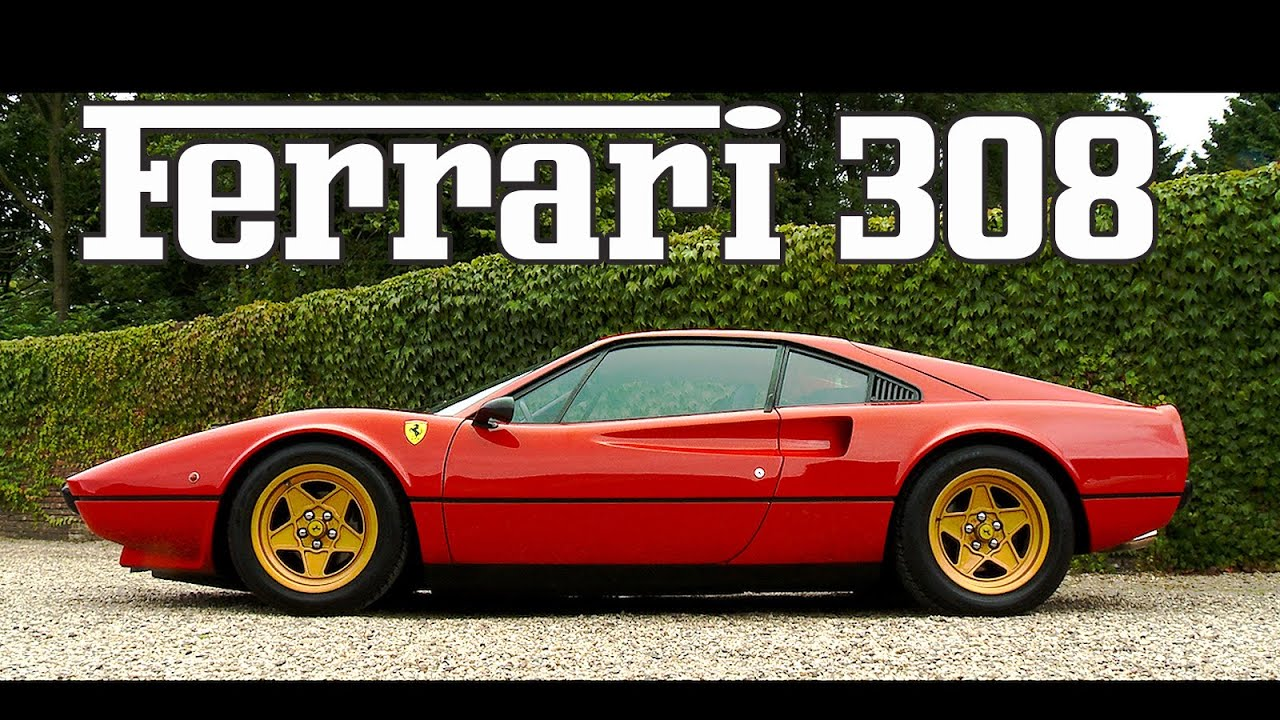 ferrari 308 gtb vetroresina 1976 test drive in top gear v8 engine sound scc tv youtube. Black Bedroom Furniture Sets. Home Design Ideas