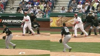 Ryan Howard blasts two home runs against the Marlins