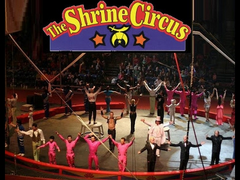 SHRINE CIRCUS ACTS 1990s