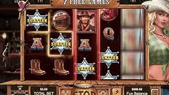 Trigger Happy - Realtime Gaming (Free Spins Triggered)