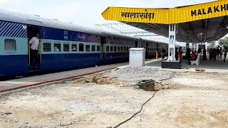 Malakhara Railway station Karan arjun shooting location part  12