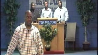 Pastor Tony Smith: 2015 06 05 Quit Trying To Patch Up Relationships With Sinners