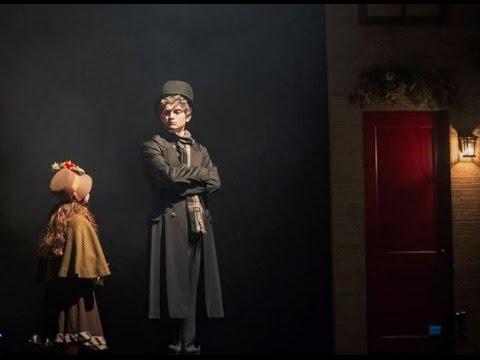 A Christmas Carol Live- Streets of London (Scene 2b)