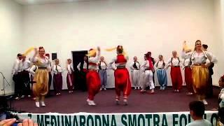 Smotra folklora Lukavac 2013 KUD Rudar Lukavac