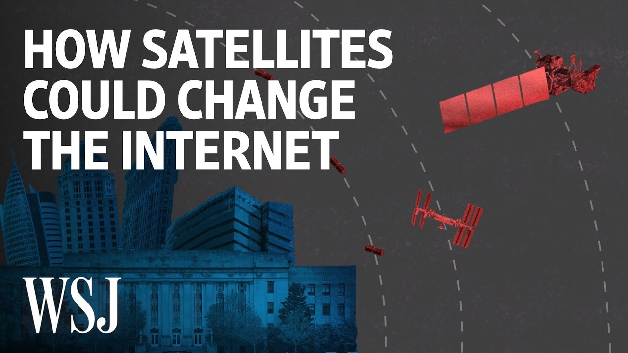 How New Satellites could change the Internet