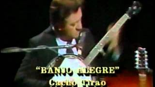 CACHO TIRAO - BANJO ALEGRE (CACHO TIRAO) - BANJO - 1990