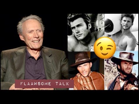 Clint EASTWOOD 87 On His Son Scott Eastwood 31 That Looks EXACTLY Like Him