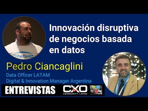 🎙️ Entrevista a Pedro Ciancaglini (ENGIE) 💪 Innovación disruptiva de negocios basada en datos 🚀