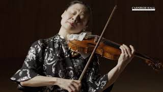 Bach's Prelude from Partita No. 3 from Live with Carnegie Hall