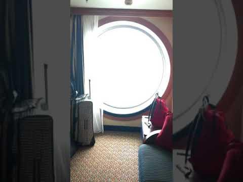 Disney Cruise Room