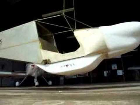 CH 701 by Airfox Ultraleves - Jabiru 2200 Cowling and Belly Pod