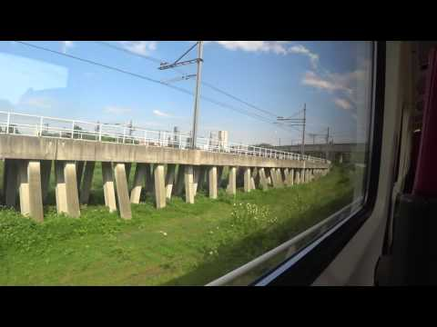 2017-05-27 - Intercity Direct Amsterdam-Breda