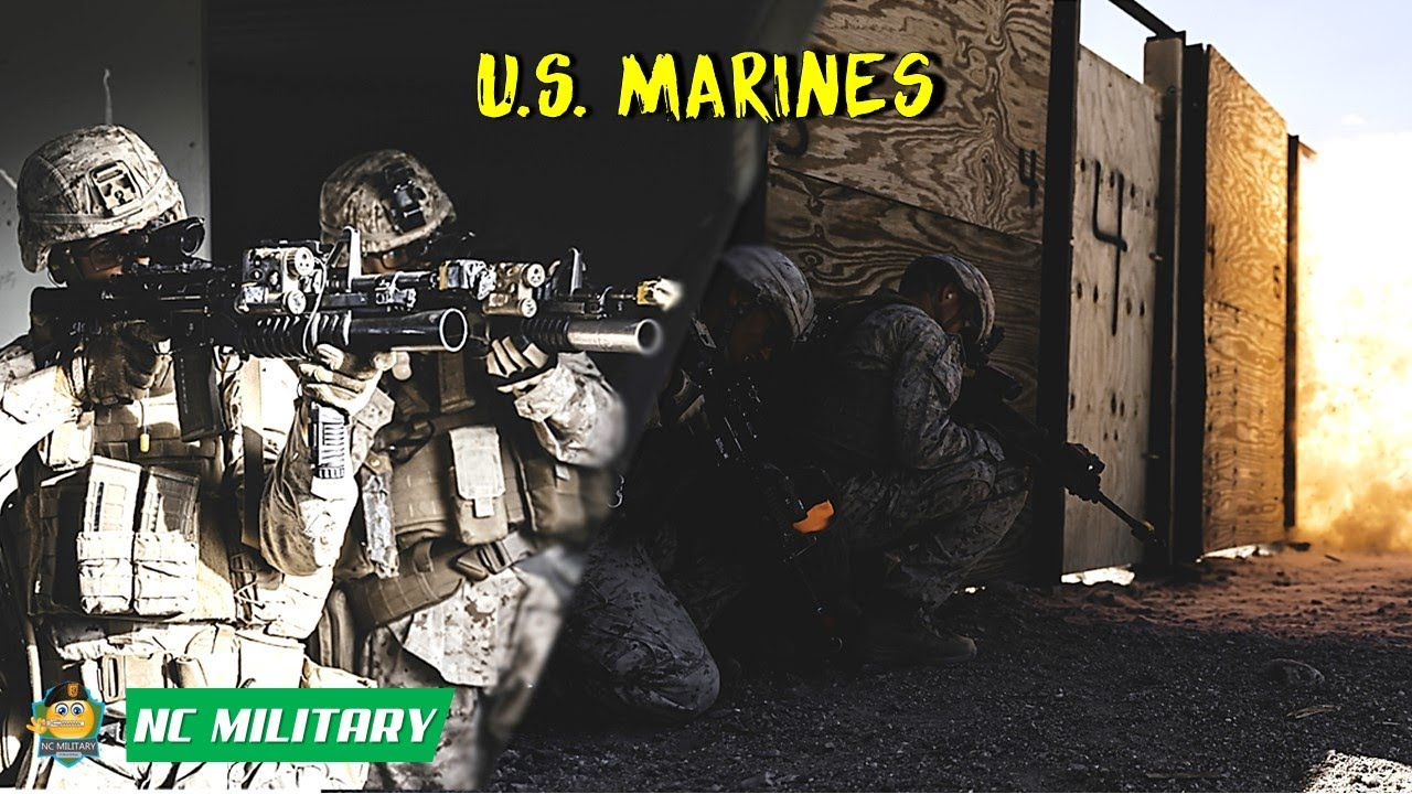 U.S. Marines Conduct Live Fire Military Operations During ITX 5-20