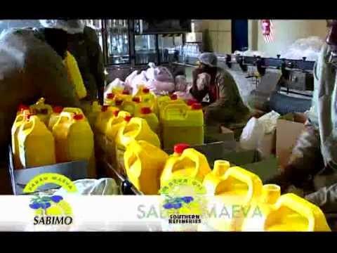 MAEVA Group Presentation on Mozambique TV
