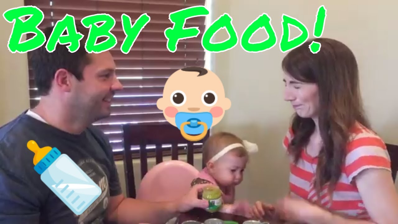 Baby Food Challenge Game