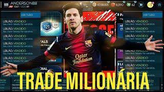 FIFA MOBILE 2020  - TRADE MILIONÁRIA (MELHORES LIGAS)