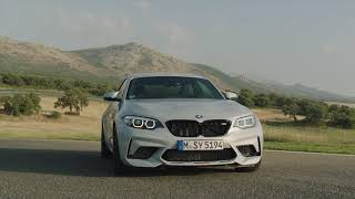 BMW M2 Competition - A closer look at its design