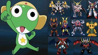This event was made to celebrate 20 years of Sgt. Keroro. Basically, the story of this event has Keroro and friends hopping across different worlds due to ...