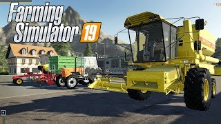 OD ZERA DO MILIONERA - Hogaty i Sylo - Farming Simulator 2019 Po Polsku #01 [PC/HD]