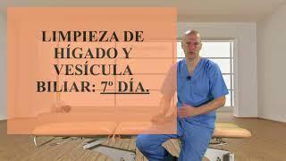 limpieza de hígado y vesícula biliar. Fisioterapia Logroño