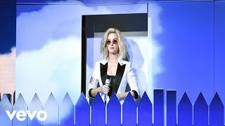 Katy Perry - Chained To The Rhythm ft. Skip Marley Grammy Performance 2017