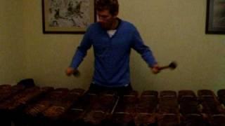 Tristans beats baritone marimba