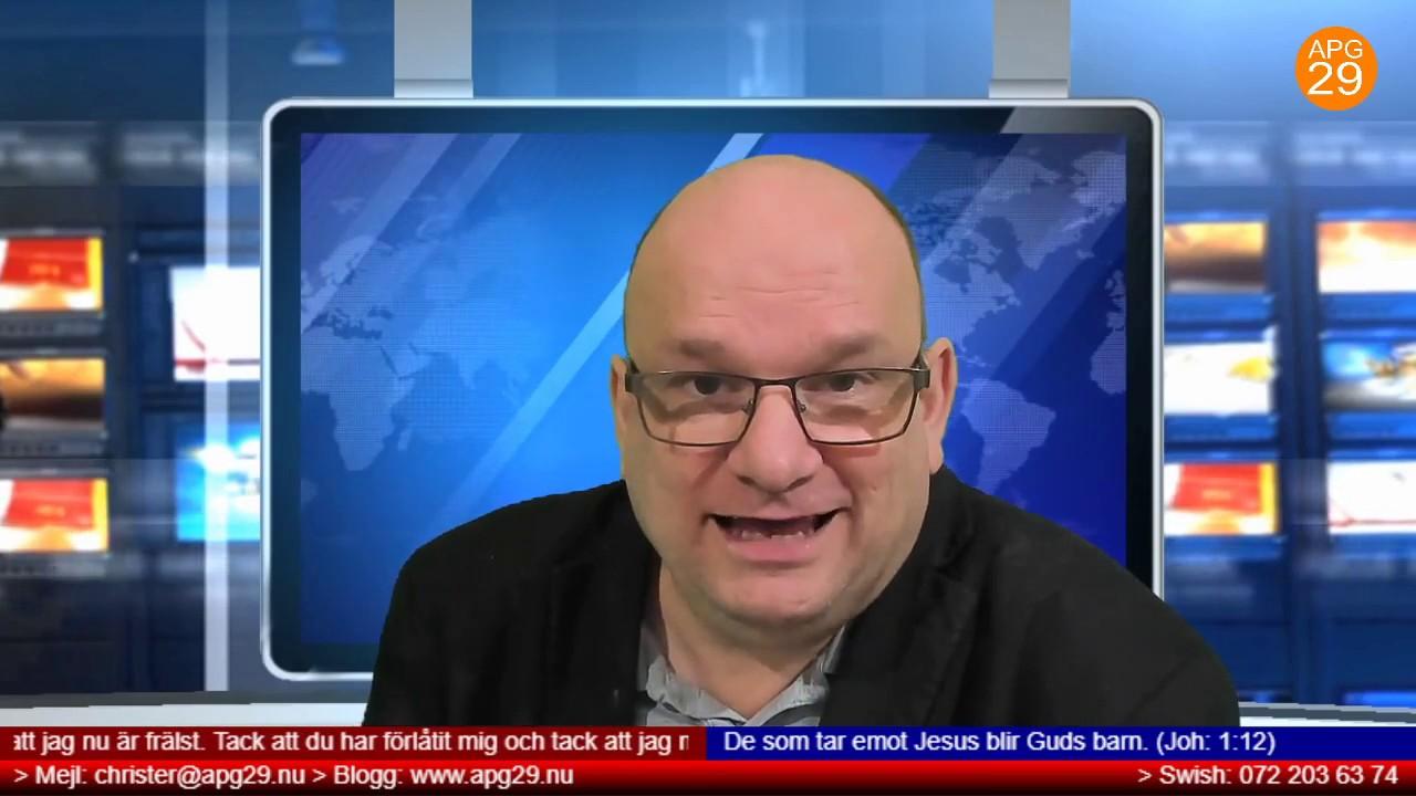 Christer Åberg i Live Apg29. Nu.