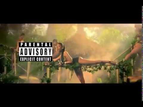 Nicki Minaj- Anaconda Clean visual and audio version - YouTube