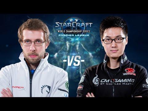 StarCraft 2 - TLO vs. Polt (ZvT) - WCS Premier League Season 2 2015 - Group F