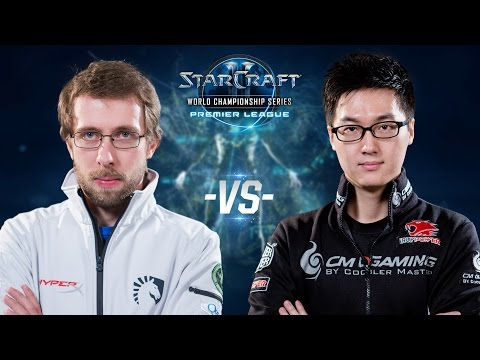 StarCraft 2 - TLO vs. Polt (ZvT) - WCS Premier League Season 2 2015 - Group F