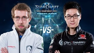 StarCraft 2 - TLO vs. Polt (ZvT) - WCS Premier League Season 2 2015 - Group F(The World Championship Series competition is a global league bringing together the world's leading StarCraft II pro-players living outside of Korea! Watch more ..., 2015-05-30T15:39:37.000Z)