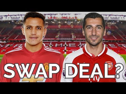 Alexis Sanchez In, Mkhitaryan Out?   Manchester United Transfer Talk
