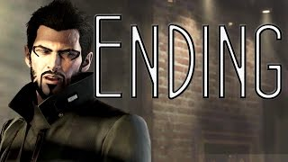 DeusEx Mankind Divided Walkthrough Ending - [1080p HD] - No Commentary