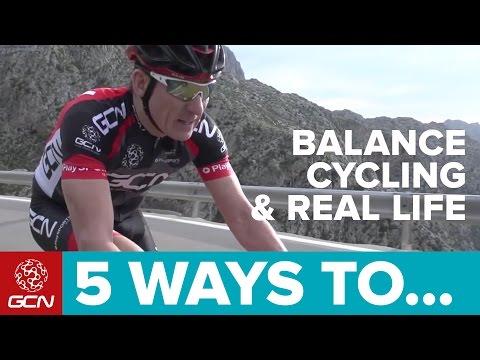 5 Ways To Balance Cycling Training, Work & Life With Former National Champion Matt Stephens