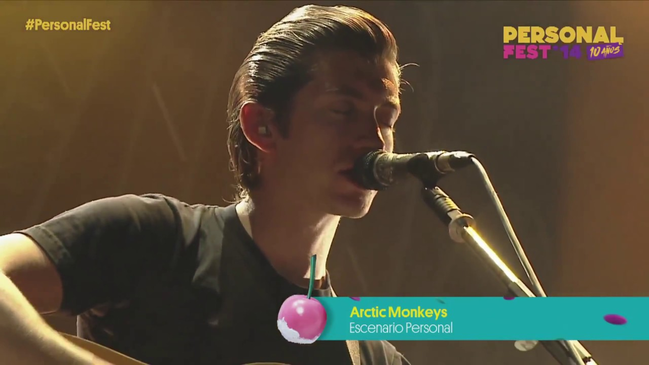 Arctic Monkeys - Cornerstone @ Personal Fest 2014 - HD 1080p
