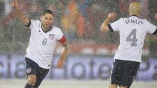 MNT vs. Costa Rica: Field Level Highlights - March 22, 2013