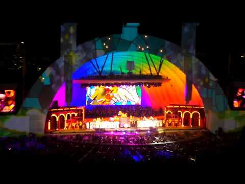 The Muppets - With A Little Help From My Friends Outro (Beatles) - Live @ Hollywood Bowl 9/9/17