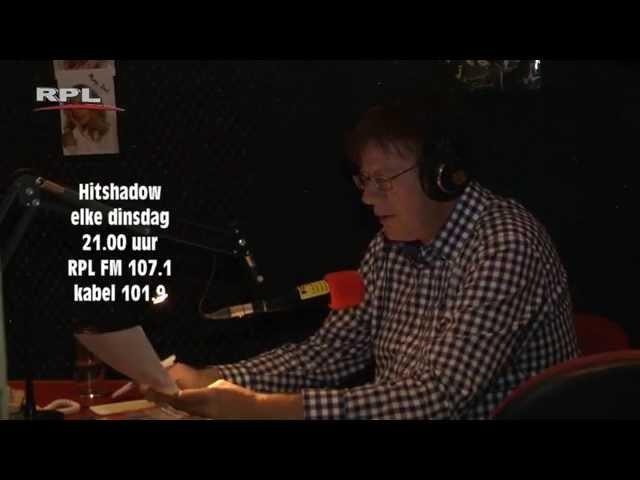 Hitshadow op RPL FM met Henk Schellevis