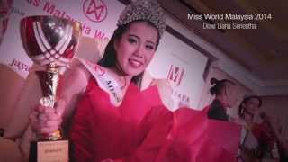Miss Malaysia World 2014 Special Highlight Talent Night & Grand Final