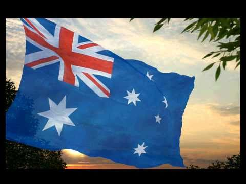 The Royal and National Anthem of Australia